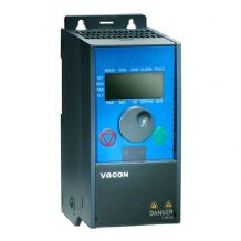 Vacon 10 0.37kw 1 Phase Input - 3 Phase Output AC Inverter Drive 0010-1L-0002